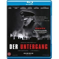 Undergången (Blu-ray) (Import svensk text)