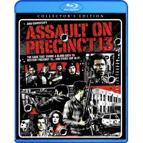 Assault On Precinct 13 (Collector's edition) (Blu-ray) (Import)
