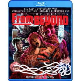 From Beyond (Collector's edition) (Blu-ray) (Import)