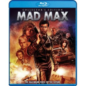 Mad MAx (Collector's edition) (Blu-ray) (Import)
