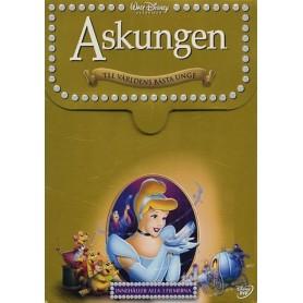 Askungen 1-3 Box (Disney) (3-disc)