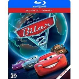 Bilar 2 (Real 3D + Blu-ray)
