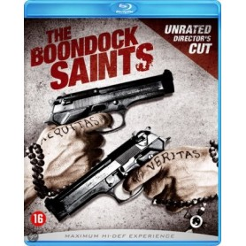 Boondock Saints - Unrated director's cut (Blu-ray) (Import)