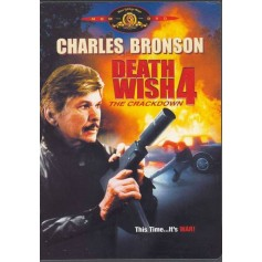 Death Wish 4 - The Crackdown (Import)