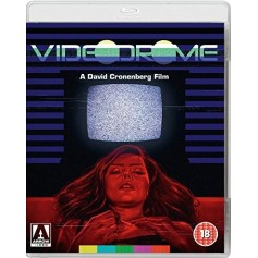 Videodrome (Special edition) (Blu-Ray) (Import)