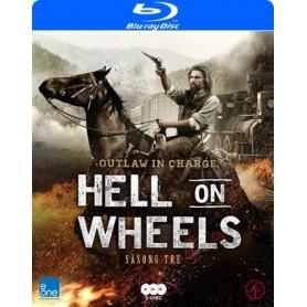 Hell On Wheels - Säsong 3 (Blu-ray)