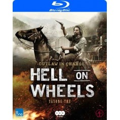 Hell On Wheels - Säsong 3 (Blu-ray)