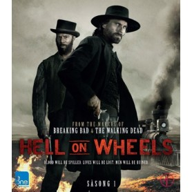 Hell On Wheels - Säsong 1 (Blu-ray)
