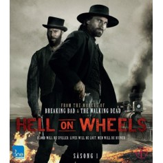 Hell On Wheels - Säsong 1 (Blu-ray)