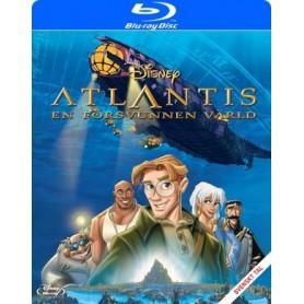 Atlantis - En försvunnen värld (Disney) (Blu-ray)
