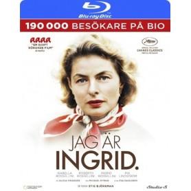 Jag är Ingrid (Blu-ray)