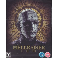 Hellraiser Trilogy (Blu-ray) (Import)