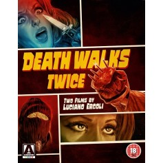 Death Walks Twice: Two Films by Luciano Ercoli Dual Format Limited Edition Boxset (Blu-ray+DVD])