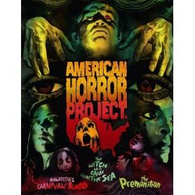American Horror Project Vol 1 (Blu-ray) (Import)