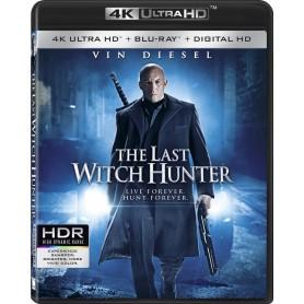The Last Witch Hunter - 4K Ultra HD Blu-ray + Blu-ray (Import)