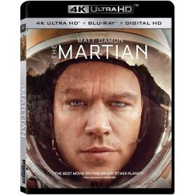 The Martian - 4K Ultra HD Blu-ray + Blu-ray (Import)