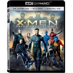 X-men - Days of future past - 4K Ultra HD Blu-ray + Blu-ray (Import)