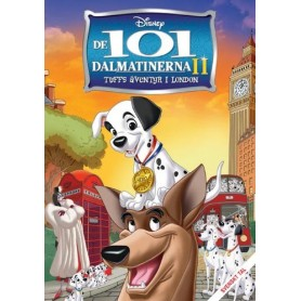 101 Dalmatinerna II - Tuffs Äventyr I London (Disney)