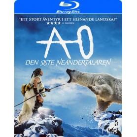 AO - Den sista neandertalaren (Blu-ray)