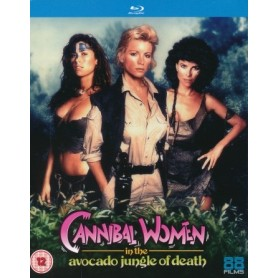 Cannibal Women in the Avocado Jungle of Death (Blu-ray) (Import)