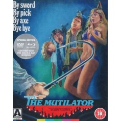 Mutilator (Blu-ray + DVD) (Import)