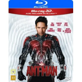 Ant-Man (Blu-ray + Real 3D)