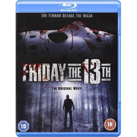 Friday The 13th (Blu-ray) (Import Sv.Text)