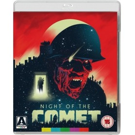 Night of the comet (Blu-ray + DVD) (Import)