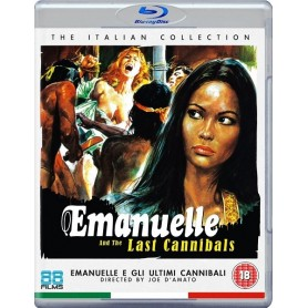 Emanuelle and the Last Cannibals (Blu-ray) (Import)