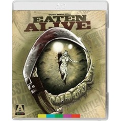 Eaten alive (Blu-ray + DVD) (Import)