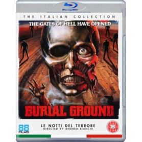 Burial Ground (Uncut) (Blu-ray) (Import)