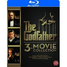 Godfather Collection (3-disc) (Blu-ray)