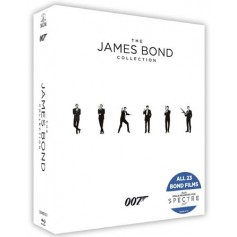 James Bond - Ultimate Collection (Blu-ray) (23-disc)
