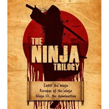 The Ninja Trilogy (Blu-ray) (Import)