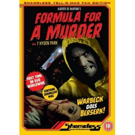 Formula For A Murder (Uncut) + Shameless Yellow Mac (Import)