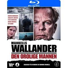 Wallander 27 - Den orolige mannen (Blu-ray)