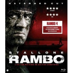Rambo IV: Extended cut (Blu-ray) (Import Sv.Text)