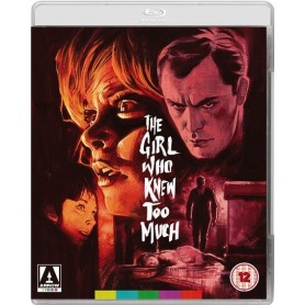 Girl Who Knew Too Much (Blu-ray + DVD) (Import)