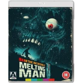 Incredible melting man (Blu-ray + DVD) (Import)