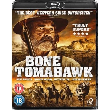 Bone Tomahawk (Blu-ray) (Import)