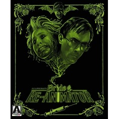 Bride of Re-Animator (Blu-ray & DVD) (Limited Edition) (Import)