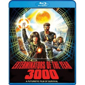 Exterminators Of The Year 3000 (Blu-ray) (Import)