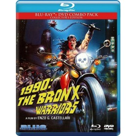 1990: The Bronx Warriors - Collector's edition (Blu-ray + DVD) (Blue Underground) (Import)