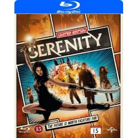 Serenity - Comic Book Collection (Blu-ray)