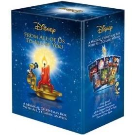 Från Oss Alla - Disney's Julbox (7-disc)