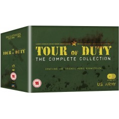 Tour Of Duty - Complete Series (Import)