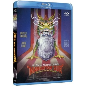 Year of the dragon (1985) (Blu-ray) (Import)