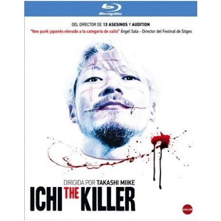 Ichi The Killer (Blu-ray) (Import)