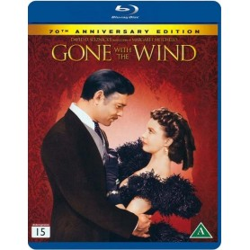 Borta med vinden: 70th anniversary (Blu-ray) (2-disc)