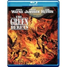 De gröna baskrarna (Blu-ray)